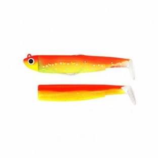 Fiiish Black Minnow 70 Shore Combo Kit - 3g Orange/Yellow